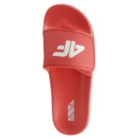 Rojo Zapatillas 4F Jr J4L19-JKLD200 62S rojas