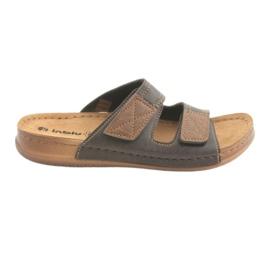 Calzado hombre Inblu TH015 marrón