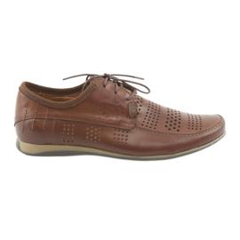 Calzado deportivo de hombre Riko 694 marrón