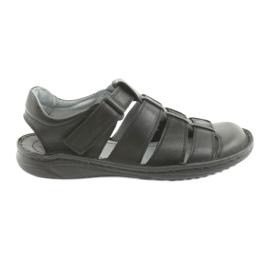 Sandalias deportivas hombre riko 619 negro