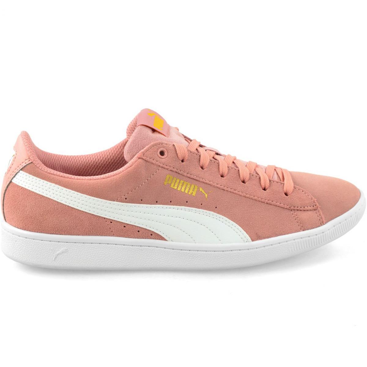 25 Vikky Rosa W Beige 362624 Zapatos Blanco Puma Peach 3KuTcl1FJ