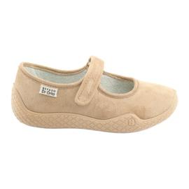 Befado zapatos de mujer pu - joven 197D004 marrón