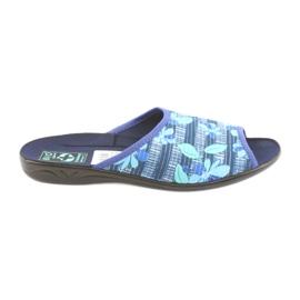 Zapatillas de mujer con flores Adanex 23863