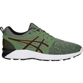 Zapatillas de correr Asics Gel Torrance verde negro M 1021A049 300