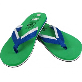 Zapatillas 4F M H4L19 KLM002 41S verde