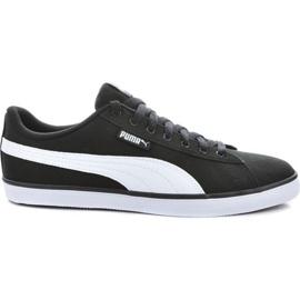 Negro Zapatos Puma Urban Plus Cv M 366414 02