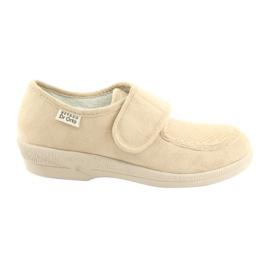 Zapatos de mujer befado pu 984D011 marrón