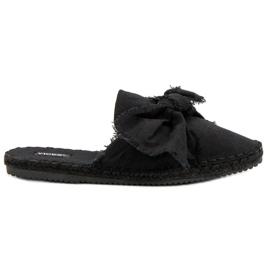 Negro Zapatillas VICES incorporadas