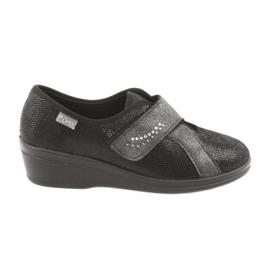 Zapatos de mujer befado pu 032D002 negro