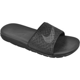 Negro Zapatillas Nike Sportswear Solarsoft Benassi M 705474-091