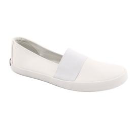 American Club blanco Zapatillas deportivas de mujer del club americano.