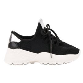 Vices negro Calzado deportivo de textil