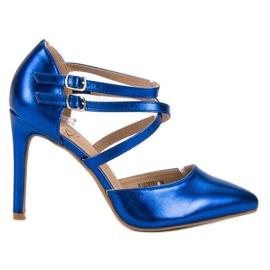 Kylie azul Shiny Fashion Studs