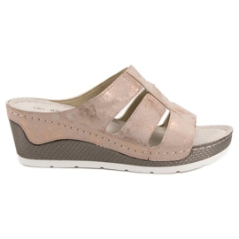 Goodin rosa Chanclas