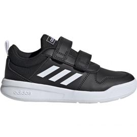 Negro Zapatillas Adidas Tensaur C Jr. EF1092
