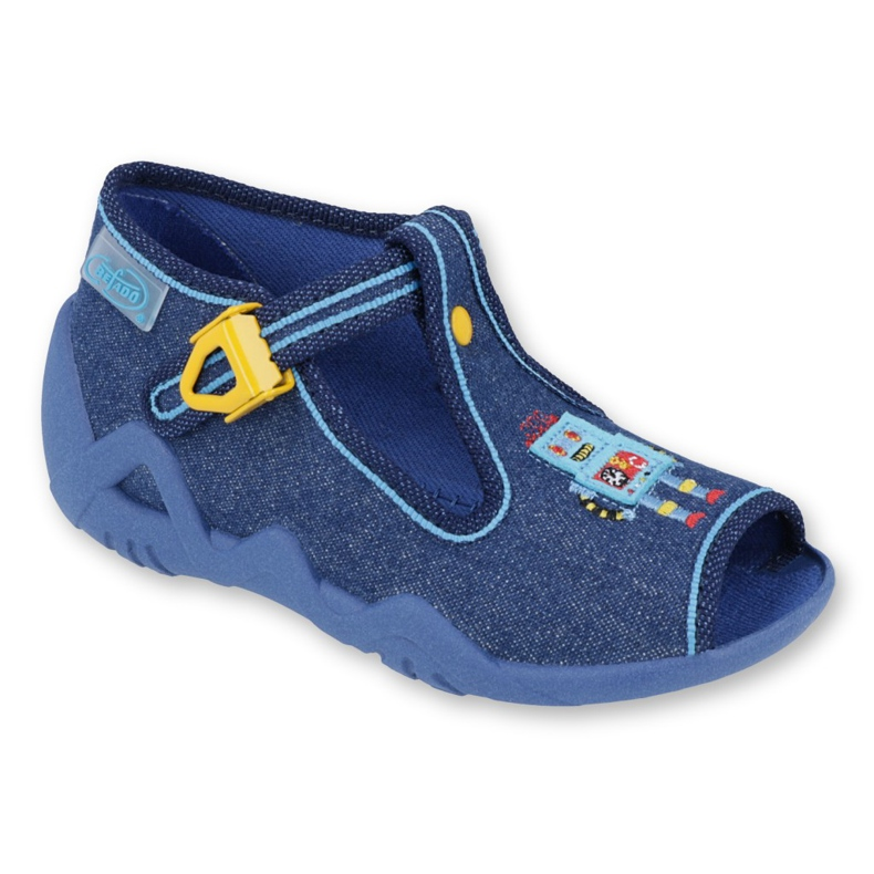 Zapatillas befado para niños 217P103 azul