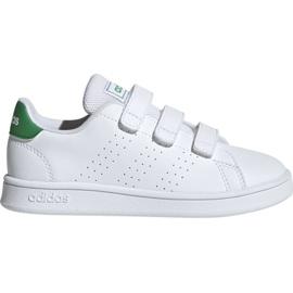 Blanco Zapatillas Adidas Advantage C Jr EF0223