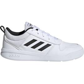 Blanco Zapatillas Adidas Tensaur K Jr. EF1085