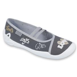Gris Zapatos befado para niños 116Y259