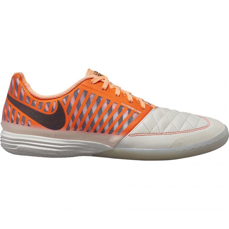 Zapatos de interior Nike LunarGato Ii M 580456 128 naranja