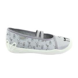 Gris Zapatos befado para niños 116Y250.