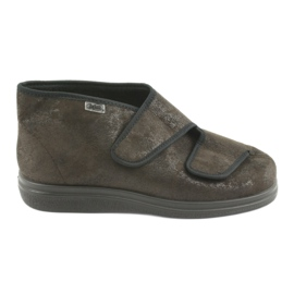 Marrón Zapatillas de mujer befado pu 986D007