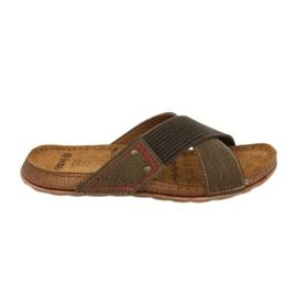 Calzado hombre Inblu GG009 marrón