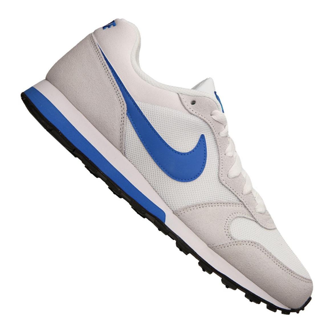 Zapatillas Nike Hombre Md Runner 2 En Cuero