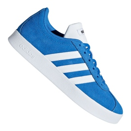Azul Zapatillas Adidas Vl Court 2.0 Jr F36376