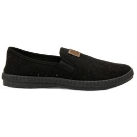 Mckeylor negro Zapatillas caladas