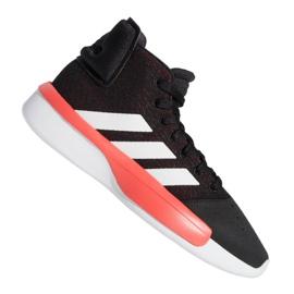 Zapatillas de baloncesto adidas Pro Adversary 2019 M BB9192 negro negro