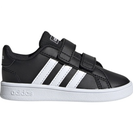 Negro Zapatos adidas Grand Court I EF0117