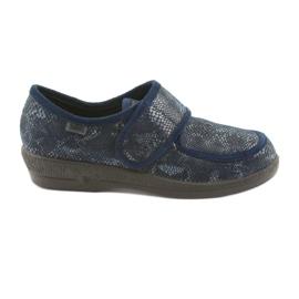 Zapatillas de mujer befado pu 984D015 marina