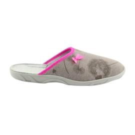 Zapatillas Befado 235d162 zapatillas gris