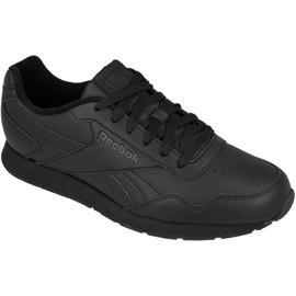 Negro Reebok Royal Glide M V53959 zapatos