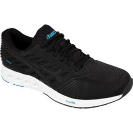 Negro Zapatillas de correr Asics fuzeX M T639N-9090