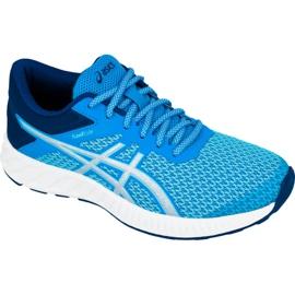 Azul Zapatillas de correr Asics fuzeX Lyte 2 W T769N-4393