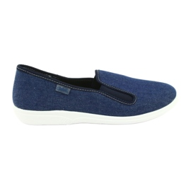 Azul Calzado juvenil Befado pvc 401Q018