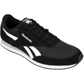 Negro Zapatos Reebok Royal Classic Jogger 2 M V70710
