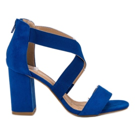 Azul Zapatilla Aciano Sandka VINCEZA