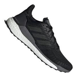 Negro Zapatillas adidas Solar Boost 19 M EF1413