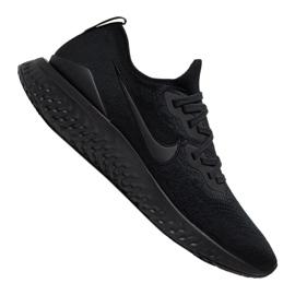 Negro Zapatillas de running Nike Epic React Flyknit 2 M BQ8928-011