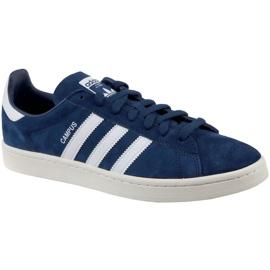 Zapatillas Adidas Originals Campus M BZ0086 azul marino. marina