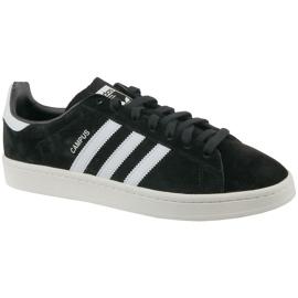 Zapatillas Adidas Originals Campus M BZ0084 negras negro