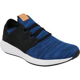 Zapatillas de running New Balance Fresh Foam Cruz v2 M MCRUZKR2 azul