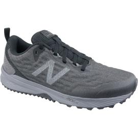 Negro Zapatillas de correr New Balance FuelCore Nitrel Trail M MTNTRLB3 negras