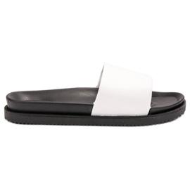 Clowse Zapatillas de mujer blancas blanco