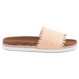 Marrón Flip Flops VICES