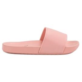 Seastar Zapatillas de coral rosa