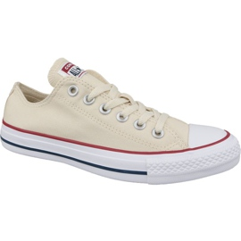 Marrón Zapatos Converse Chuck Taylor All Star Ox 159485C beige